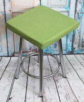 """Подушка на стул """"Velours Cuadro"""" (33х33 см; фисташковая)"""