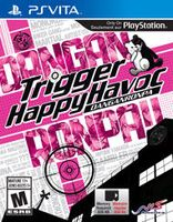 Danganronpa: Trigger Happy Havoc (PSV)