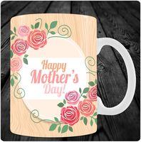 """Кружка """"Happy Mother's Day"""" (art.10)"""