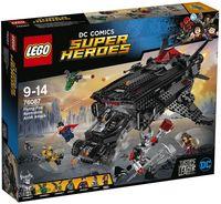 """LEGO Super Heroes """"Нападение с воздуха"""""""