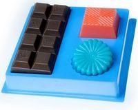 """Форма для изготовления мыла """"Шоколад"""""""