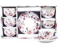 """Набор посуды """"Floral"""" (12 предметов; 230 мл)"""