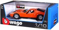 """Модель машины """"Bburago. Lamborghini Miura"""" (масштаб: 1/18)"""