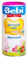 """Чай зеленый детский """"Bebi Premium. Фруктовый"""" (200 г)"""