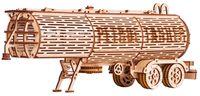 """Сборная деревянная модель """"Прицеп-цистерна"""""""