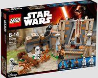 """LEGO Star Wars """"Битва на планете Такодана"""""""