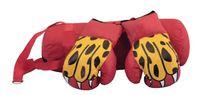 Набор боксёрский детский BS-8 (красный)