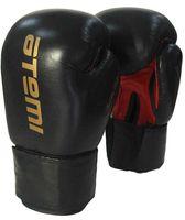 Перчатки боксёрские LTB19026 (14 унций; чёрно-красные)
