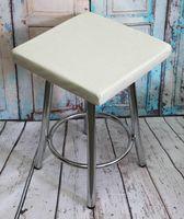"""Подушка на стул """"Velours Cuadro"""" (33х33 см; молочная)"""
