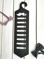 Вешалка для галстуков деревянная (460х120 мм)