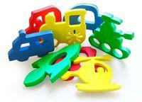 """Набор игрушек для купания """"Аква техника"""" (8 шт)"""
