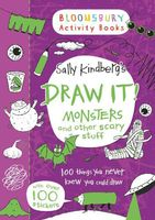 Draw it! Monsters: And Other Scary Stuff
