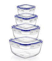 Набор контейнеров для продуктов (4 шт.; арт. 30143)