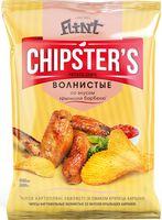 """Чипсы картофельные """"Chipster's. Крылышки барбекю"""" (70 г)"""