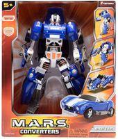 """Робот-трансформер """"Orifter"""" (синий; арт. 4111Т)"""