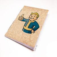 """Блокнот крафт """"Fallout"""" А7 (арт. 109)"""