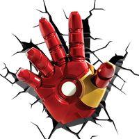 """Ночник детский """"Железный человек. Рука"""""""
