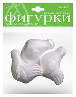 "Заготовка из пенопласта ""Цыплята"" (70 мм; 3 шт.)"