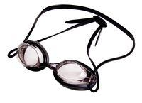 Очки для плавания (чёрные; арт. N402)