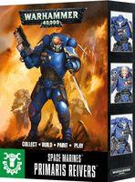 Warhammer 40.000. Space Marines. Primaris Reivers. Easy to Build (48-66)
