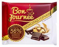 """Шоколад горький """"Bon Journee. Со вкусом яблочного штруделя"""" (80 г)"""