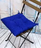 """Подушка на стул """"Velours. Electric"""" (42х42 см)"""
