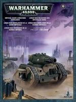 "Миниатюра ""Warhammer 40.000. Astra Militarum Leman Russ Demolisher"" (47-11)"