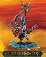 "Миниатюра ""Warhammer. Finecast: Daemons Herald of Tzeentch on Disc"" (97-43)"