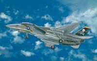 """Истребитель """"F-14A Tomcat"""" (масштаб: 1/48)"""