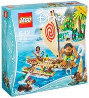 "LEGO Disney Princess ""Путешествие Моаны через океан"""