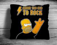 """Подушка """"Simpsons"""" (art.2)"""