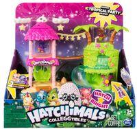 """Игровой набор """"Hatchimals. Тропический остров"""" (со световыми и звуковыми эффектами)"""