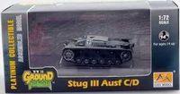 """Танк """"Stug III Ausf C/D Россия, зима 1941-42"""" (масштаб: 1/72)"""