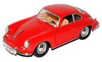 "Модель машины ""Bburago. Porsche 356B Coupe 1961"" (масштаб: 1/24)"