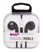 Наушники Partner Mobile (черные)