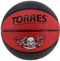 """Мяч баскетбольный Torres """"Game Over"""" №7"""