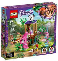 "LEGO Friends ""Джунгли. Домик для панд на дереве"""