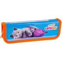"""Пенал """"It's My Catsday"""" (1 отделение)"""