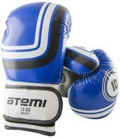 Перчатки боксёрские LTB-16111 (S/M; синие; 6 унций)