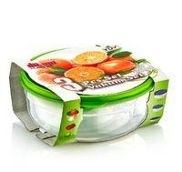 Набор контейнеров для продуктов (3 шт.; арт. 30020)