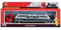 "Игровой набор ""Тягач с трамваем"" (арт. 1045G-R)"