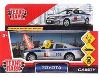 """Модель машины """"Toyota Camry. Полиция"""" (со световыми и звуковыми эффектами; арт. CAMRY-P-SL)"""