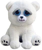 """Мягкая игрушка """"Злобные зверюшки. Полярный медвежонок"""" (20 см)"""