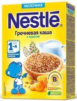 """Детская каша Nestle """"Молочная гречневая с курагой"""" (220 г)"""