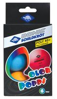 "Мячи для настольного тенниса ""Colour Popps Poly"" (6 шт.)"