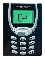 """Обложка для паспорта """"3310"""""""