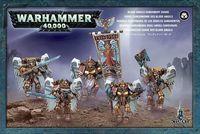 "Набор миниатюр ""Warhammer 40.000. Blood Angels Sanguinary Guard"" (41-08)"