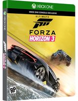 Forza Horizon 3. Ultimate (Xbox One)