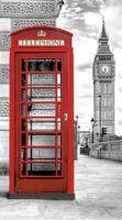 """Вышивка бисером """"Звонок из Лондона"""""""