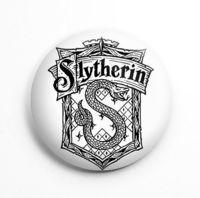 "Значок ""Гарри Поттер. Слизерин"" (арт. 629)"